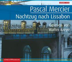 Nachtzug nach Lissabon von Kreye,  Walter, Mercier,  Pascal