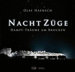 Nachtzüge am Brocken von Haensch,  Olaf