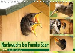 Nachwuchs bei Familie Star (Tischkalender 2021 DIN A5 quer) von Hultsch,  Heike