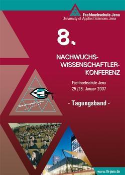 Nachwuchswissenschaftlerkonferenz (8.) FH Jena von Beibst,  G, Jahn,  Evelyn, Meyer