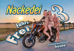 Nackedei 3: Fahrt frei von Sander,  Norbert