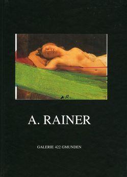 Arnulf Rainer – Nackt durch die Jahrhunderte von Rainer,  Arnulf