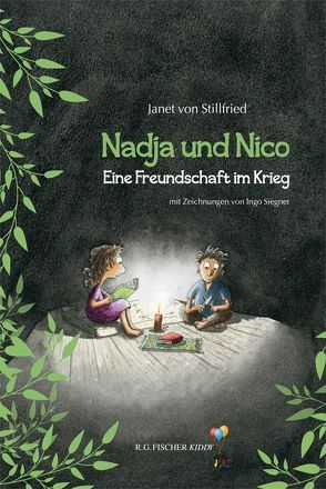 Nadja und Nico von Siegner,  Ingo, Stillfried,  Janet von
