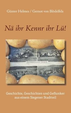 Nä ihr Kennr ihr Lü! von Günter Helmes / Gernot von Blödelfels