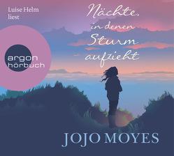 Nächte, in denen Sturm aufzieht von Helm,  Luise, Moyes,  Jojo, Schwaab,  Judith