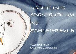 Nächtliche Abenteuer um die Schleiereule von Klotzsch,  Brigitte