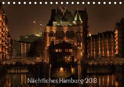 Nächtliches Hamburg (Tischkalender 2018 DIN A5 quer) von Jordan,  Karsten