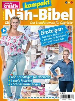 Näh-Bibel kompakt: von bpa media GmbH, Buss,  Oliver