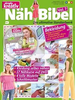 Näh-Bibel, Vol. 7 von bpa media GmbH, Buss,  Oliver