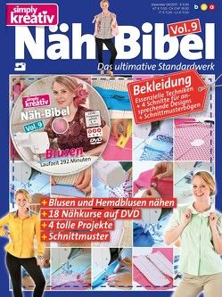Näh-Bibel, Vol. 9 von bpa media GmbH, Buss,  Oliver