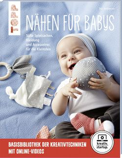 Nähen für Babys (kreativ.startup.) von Andresen,  Ina