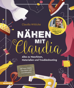 Nähen mit Claudia von Witticke,  Claudia