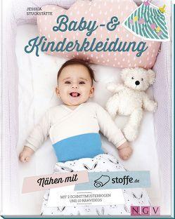 Nähen mit stoffe.de – Baby- und Kinderkleidung von Stuckstätte,  Jessica