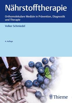 Nährstofftherapie von Schmiedel,  Volker