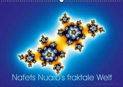 Nafets Nuarb's fraktale Welt (Wandkalender 2019 DIN A2 quer) von Nuarb,  Nafets