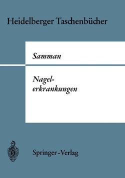 Nagelerkrankungen von Christophers,  E., Samman,  P. D.
