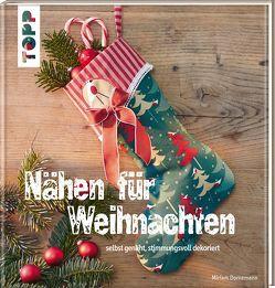 Nähen für Weihnachten von Dornemann,  Miriam
