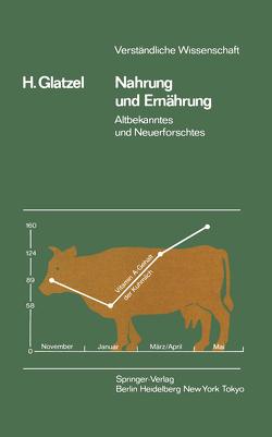 Nahrung und Ernährung von Glatzel,  H.