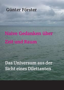Naive Gedanken über Zeit und Raum von Förster,  Günter