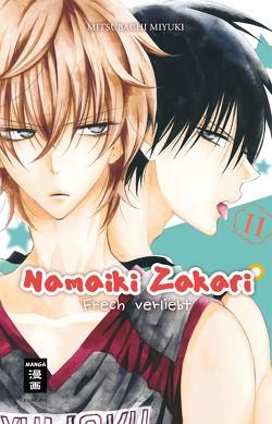 Namaiki Zakari – Frech verliebt 11 von Mitsubachi,  Miyuki, Steinle,  Christine