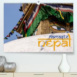 Namaste Nepal (Premium, hochwertiger DIN A2 Wandkalender 2021, Kunstdruck in Hochglanz) von Pohl,  Gerald