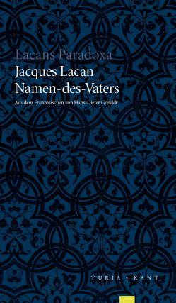 Namen-des-Vaters von Lacan,  Jacques