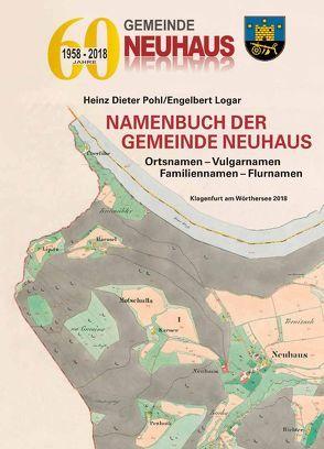 Namenbuch der Gemeinde Neuhaus von Logar,  Engelbert, Pohl,  Heinz-Dieter