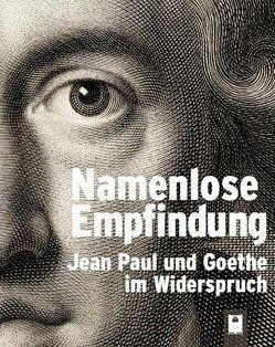 Namenlose Empfindung von Heumann,  Konrad, Pfotenhauer,  Helmut, Zimmermann,  Bettina
