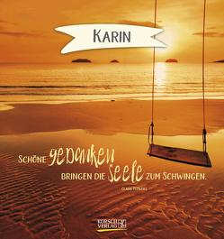 Namenskalender Karin von Korsch Verlag