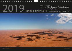 Namib Naukluft 2019 (Wandkalender 2019 DIN A4 quer) von flying bushhawks,  The