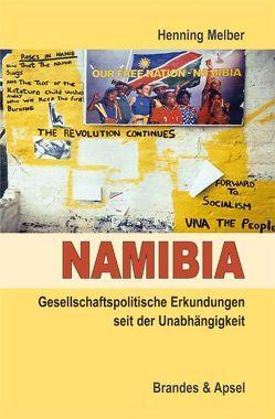Namibia von Melber,  Henning