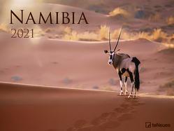 Namibia 2021 – Foto-Kalender – Poster-Kalender – 64×48 – Wildnis – Natur – Reisen