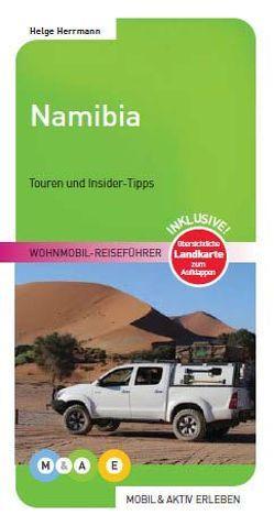 Namibia von Herrmann,  Helge, Hünerfeld,  Johannes
