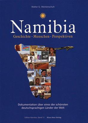 Namibia von Wentenschuh,  Walter G