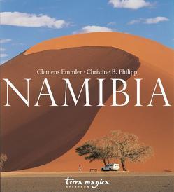 Namibia von Emmler,  Clemens, Philipp,  Christine B.