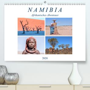 Namibia, afrikanisches Abenteuer (Premium, hochwertiger DIN A2 Wandkalender 2020, Kunstdruck in Hochglanz) von Kruse,  Joana