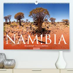 Namibia – Die Landschaft (Premium, hochwertiger DIN A2 Wandkalender 2021, Kunstdruck in Hochglanz) von Bruhn,  Olaf