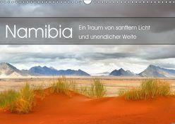 Namibia: Ein Traum von sanftem Licht und unendlicher Weite (Wandkalender 2018 DIN A3 quer) von Pichler,  Simon
