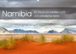 Namibia: Ein Traum von sanftem Licht und unendlicher Weite (Wandkalender 2019 DIN A2 quer) von Pichler,  Simon