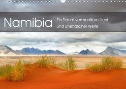 Namibia: Ein Traum von sanftem Licht und unendlicher Weite (Wandkalender 2019 DIN A3 quer) von Pichler,  Simon