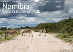 Namibia – Etosha National Park (Wandkalender 2018 DIN A4 quer) von Schonnop,  Juergen