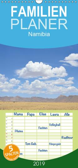 Namibia – Familienplaner hoch (Wandkalender 2019 , 21 cm x 45 cm, hoch) von Oechsner,  Richard