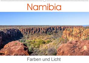 Namibia – Farben und Licht (Wandkalender 2021 DIN A2 quer) von Gerber,  Thomas
