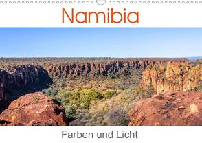 Namibia – Farben und Licht (Wandkalender 2021 DIN A3 quer) von Gerber,  Thomas