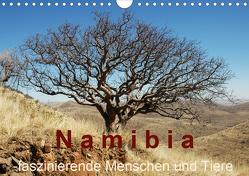 Namibia – faszinierende Menschen und Tiere (Wandkalender 2020 DIN A4 quer) von Dürr,  Brigitte