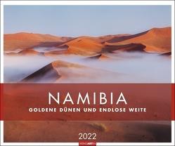 Namibia Kalender 2022 von Weingarten