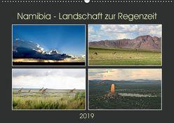 Namibia – Landschaft zur Regenzeit (Wandkalender 2019 DIN A2 quer) von Hamburg, Mirko Weigt,  ©