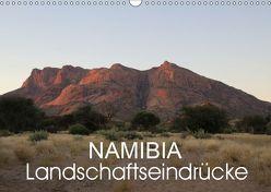 Namibia – Landschaftseindrücke (Wandkalender 2019 DIN A3 quer)
