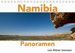 Namibia – Panoramen (Tischkalender 2020 DIN A5 quer) von Isemann,  Dieter