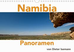 Namibia – Panoramen (Wandkalender 2020 DIN A4 quer) von Isemann,  Dieter